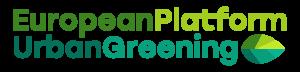 logo, vihreä teksti ja lehti
