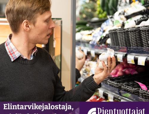 PILOTTI ON TÄYNNÄ -Vielä ehtii mukaan Pientuottajat marketteihin -pilottiin
