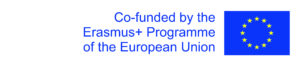 logo, sininen teksti, EU:n tähtilippu